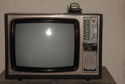Gambar TV Jadul/Kuno